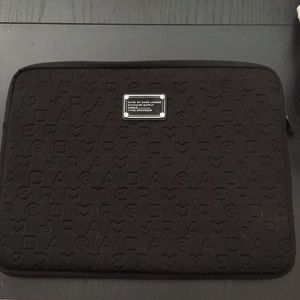 """Marc Jacobs 15"""" Laptop Case"""